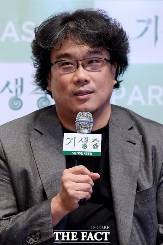 봉준호 감독은 '기생충'으로 제72회 칸 국제영화제에서 황금종려상을 수상했다. /더팩트DB
