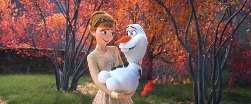 영화 '겨울왕국2'의 한 장면. 월트디즈니컴퍼니 코리아 제공
