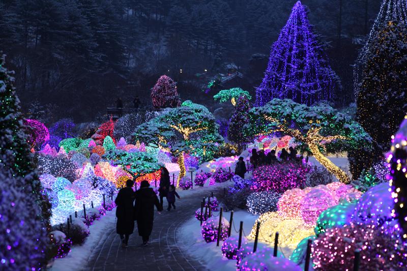 따스하고 몽환적인 겨울 축제3[강추룰렛모음|파란마을 토토]
