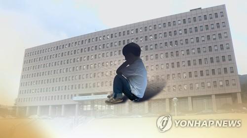 방치(CG) [연합뉴스TV 제공]