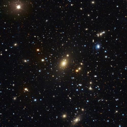 벤델슈타인 관측소에서 포착한 아벨 85 은하단 [뮌헨천문대 마티아스 크루게/MPE]