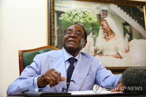 '국민은 굶주리는데'..짐바브웨 무가베, 가족에게 막대한 유산[제로 토토|와와 토토]