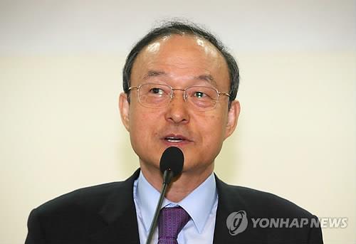 송민순 전 외교통상부 장관 [연합뉴스 자료사진]