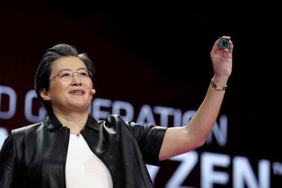 리사 수 AMD CEO. /사진=로이터
