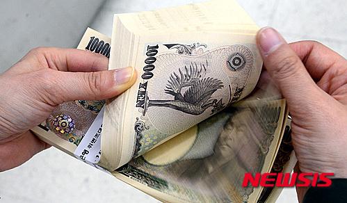 엔화, 美장기금리 하락에 1달러=108엔대 중반 약보합 출발[지코 토토|매니아 토토]