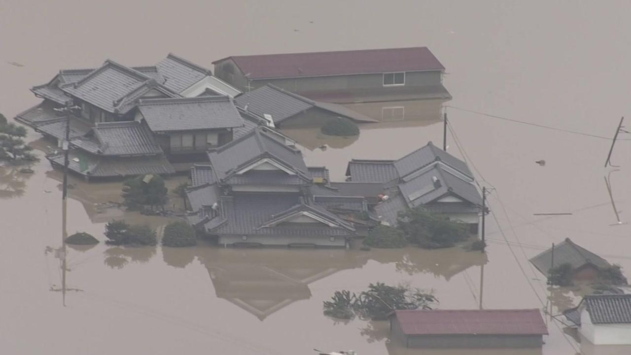 온난화 피해 1등은 일본..온난화 대책 꼴찌상도 차지[우리집 토토|247 컴파니 토토]