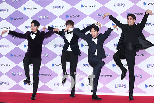 <p> Lee Seung-gi, Yook Sungjae, Yang Se-hyeong, Lee Sang-yoon is 28 p.m. in Seoul, MAPO-GU, Sangam-Dong SBS Prism Tower held in 2019 SBS Entertainment Awards Photo Wall event will be attending.</p><p> Article tip</p>