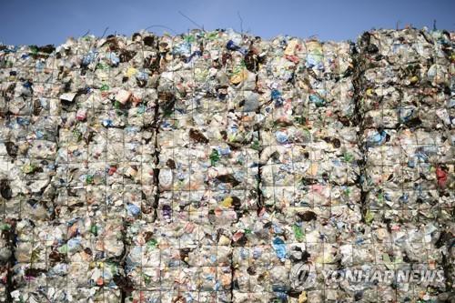 플라스틱 쓰레기 [EPA=연합뉴스 자료사진]