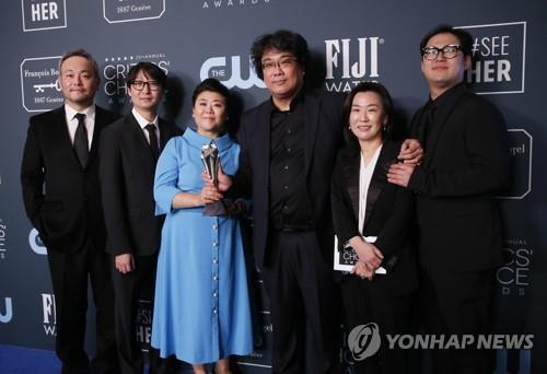 '기생충' 제작·출연진