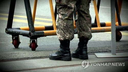군인 [연합뉴스TV 제공]