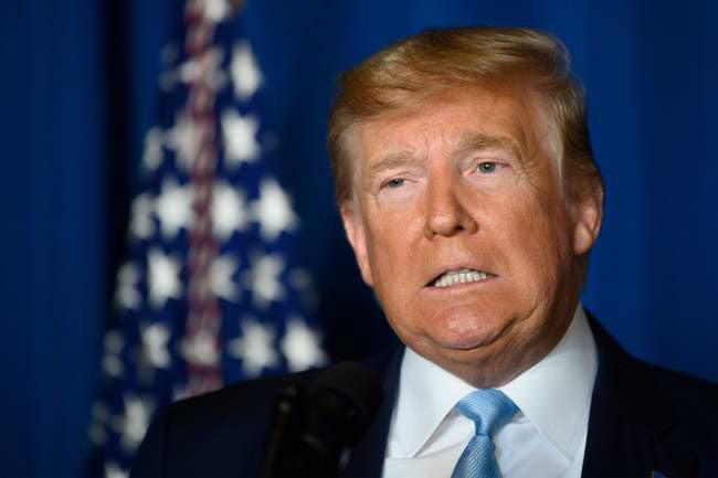 도널드 트럼프 미국 대통령 | AFP연합뉴스