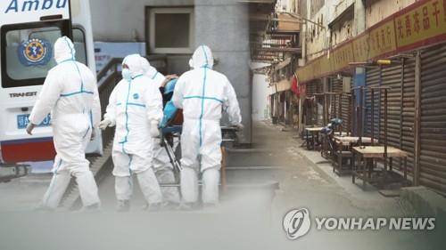 텅 빈 광장•마스크 품귀…전염 공포 뒤덮은 우한(CG) [연합뉴스 자료사진]