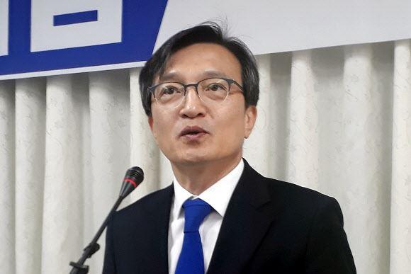 김의겸 전 청와대 대변인. 연합뉴스