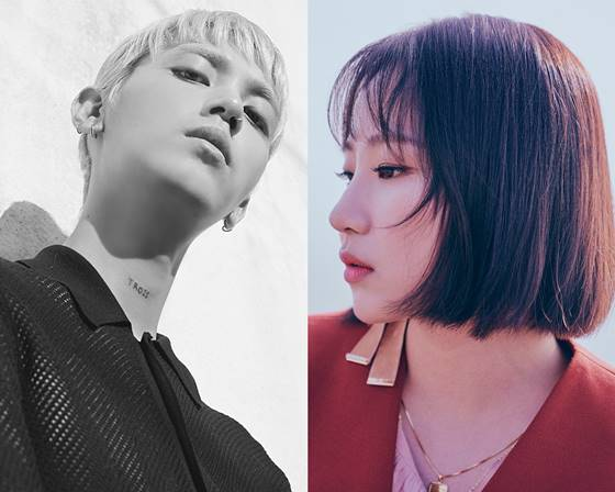 28일(화), 주영&조현아 싱글 앨범 'Door' 발매 | 인스티즈