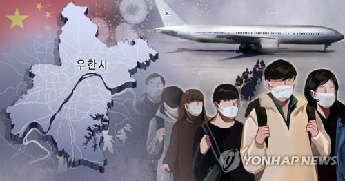 정부 '우한 교민 철수' 전세기 투입 (PG) [장현경 제작] 일러스트