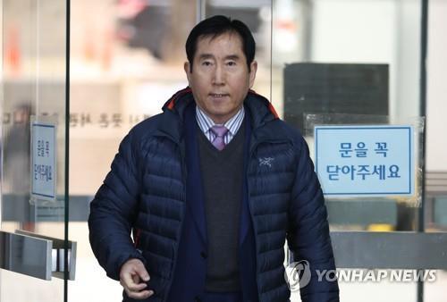조현오 전 경찰청장[연합뉴스 자료사진]