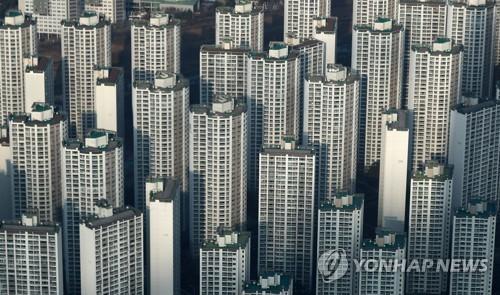 부동산 시장 [연합뉴스 자료사진]