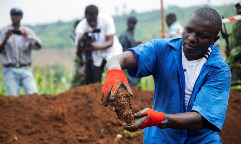 집단 대학살의 상흔..아프리카 부룬디서 유골 6000여구 발굴[테리어 토토|벨루스 토토]