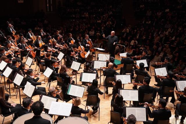 코로나19 확산 우려로 내한공연 취소한 홍콩필하모닉 오케스트라. 프레스토아트 제공