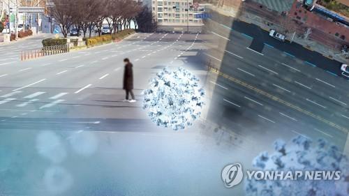 밤사이 광주서 코로나19 확진자 3명 추가…대구신천지 방문 (CG) [연합뉴스TV 제공]