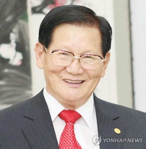 신천지 교주 이만희 씨 [출처:신천지 홈페이지]