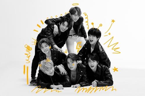방탄소년단, 'MAP OF THE SOUL : 7' 발매 첫날 판매량 265만장 돌파