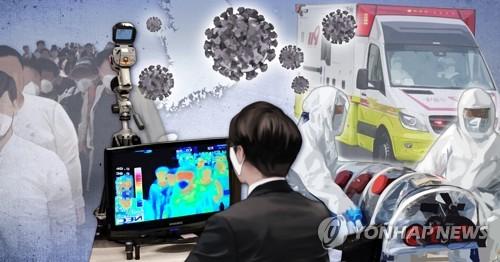 코로나19 확산 (PG) [정연주 제작]일러스트
