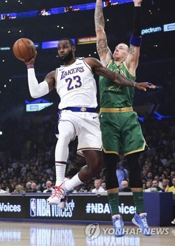 [NBA UP&DOWN] '강팀의 품격' 레이커스 'UP'..'득점 기근' 인디애나 'DOWN'[청하 토토|365+ 토토]