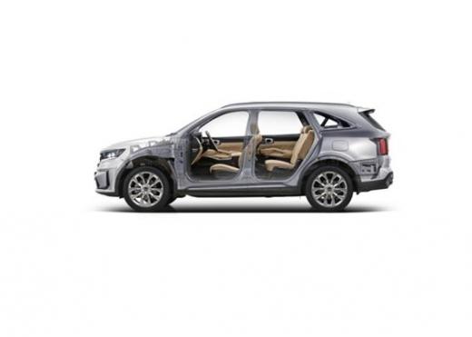 기아자동차가 사전계약이 중단된 신형 쏘렌토 하이브리드(HEV) 모델을 꾸준히 생산 중이다. /사진=기아자동차