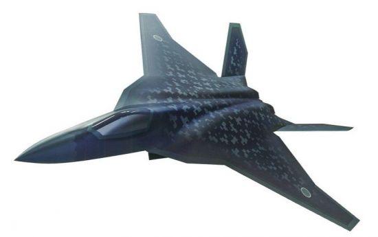 일본 방위성이 공개한 F-3 전투기의 개념 이미지 모습[이미지출처=일본 방위성 홈페이지/www.mod.go.jp]