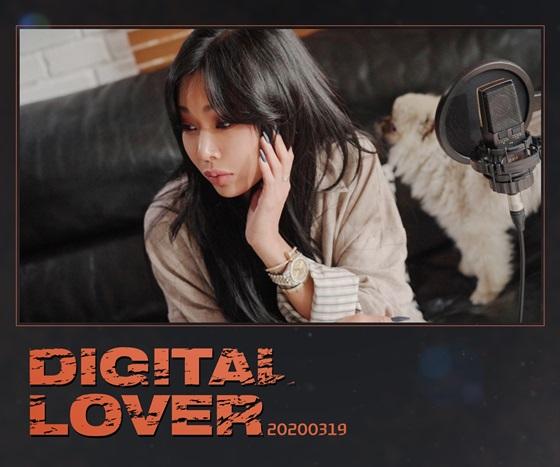 19일(목), 제시 디지털 싱글 'Digital Lover' 발매   인스티즈