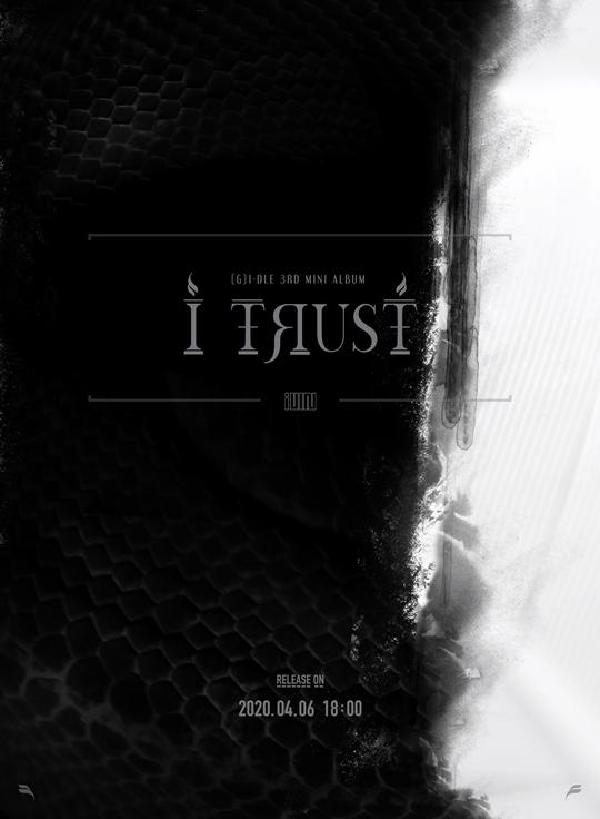 6일(월), (여자)아이들 미니 앨범 3집 'I Trust' 발매 | 인스티즈