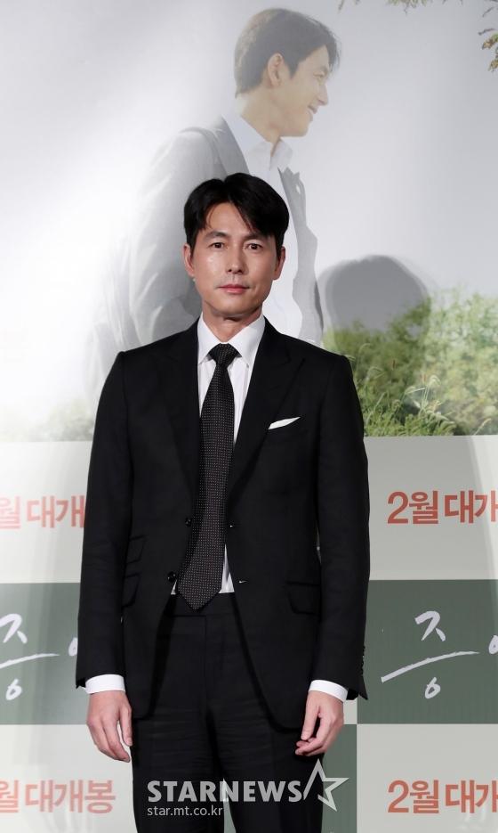 배우 정우성 / 사진=스타뉴스