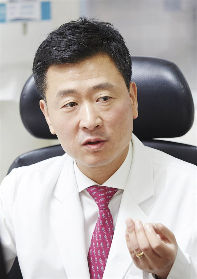 안철우 강남세브란스병원 내분비내과 교수
