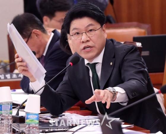 장제원 미래통합당 의원 / 사진=홍봉진 기자 honggga@