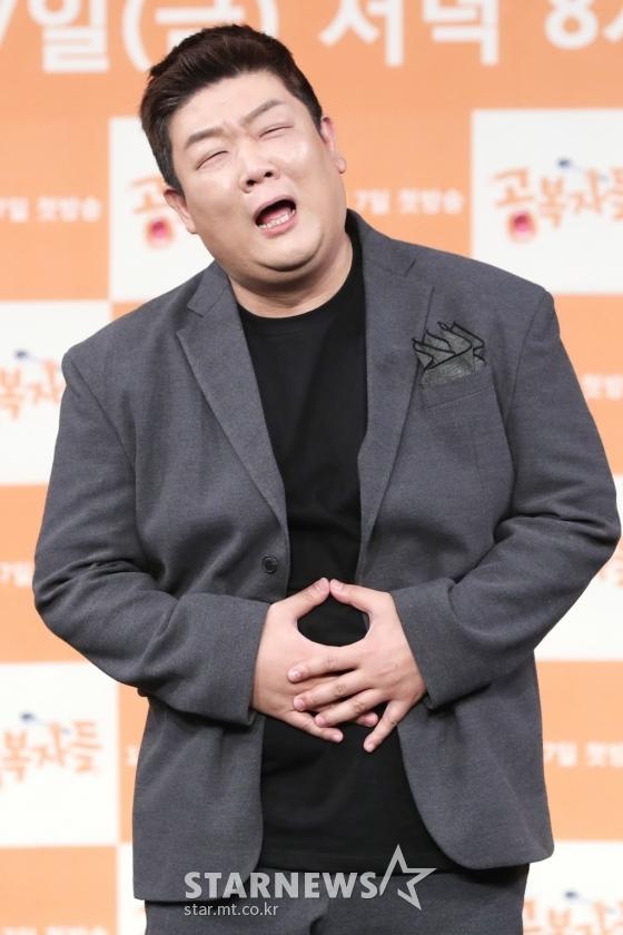 유민상 /사진=스타뉴스