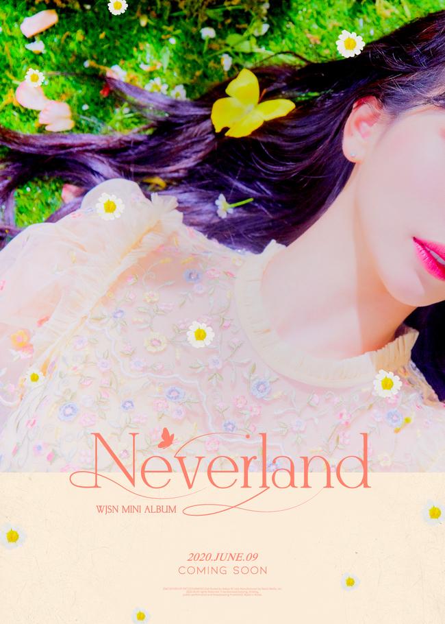 9일(화), 우주소녀 미니 앨범 8집 'Neverland' 발매 | 인스티즈