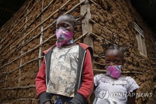 동아프리카서 '코로나바이러스 헤어스타일' 유행[BANKER 토토|나이스벳 토토]