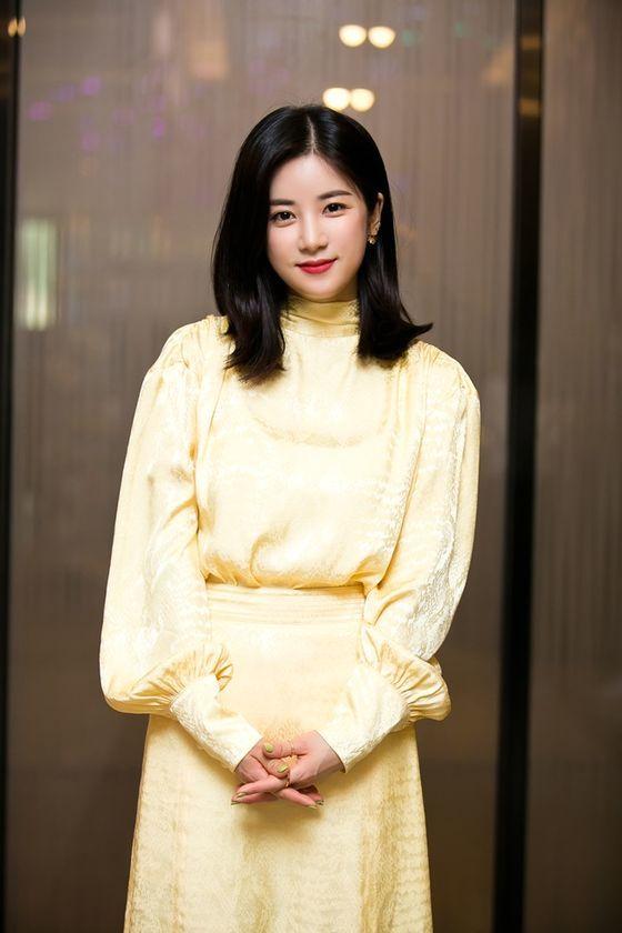 박초롱이 베테랑 걸그룹 멤버가 아닌, 신예 배우로서의 평가에 대한 부담과 각오를 밝혔다. 제공|스톰픽쳐스코리아