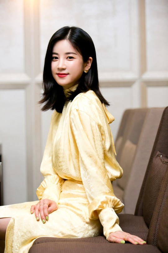 박초롱이 에이핑크 멤버들에 대한 깊은 애정을 드러냈다. 제공|스톰픽쳐스코리아