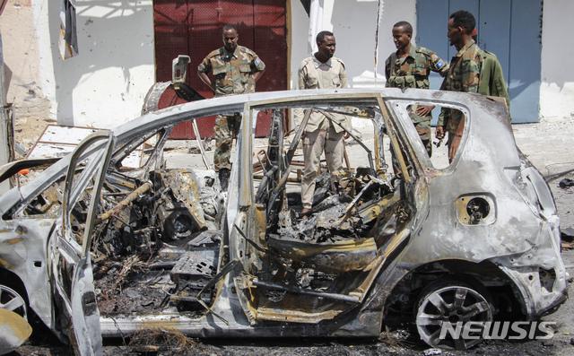 소말리아 남서부서 폭탄테러로 최소 15명 사상[pda 폰 섯다게임]