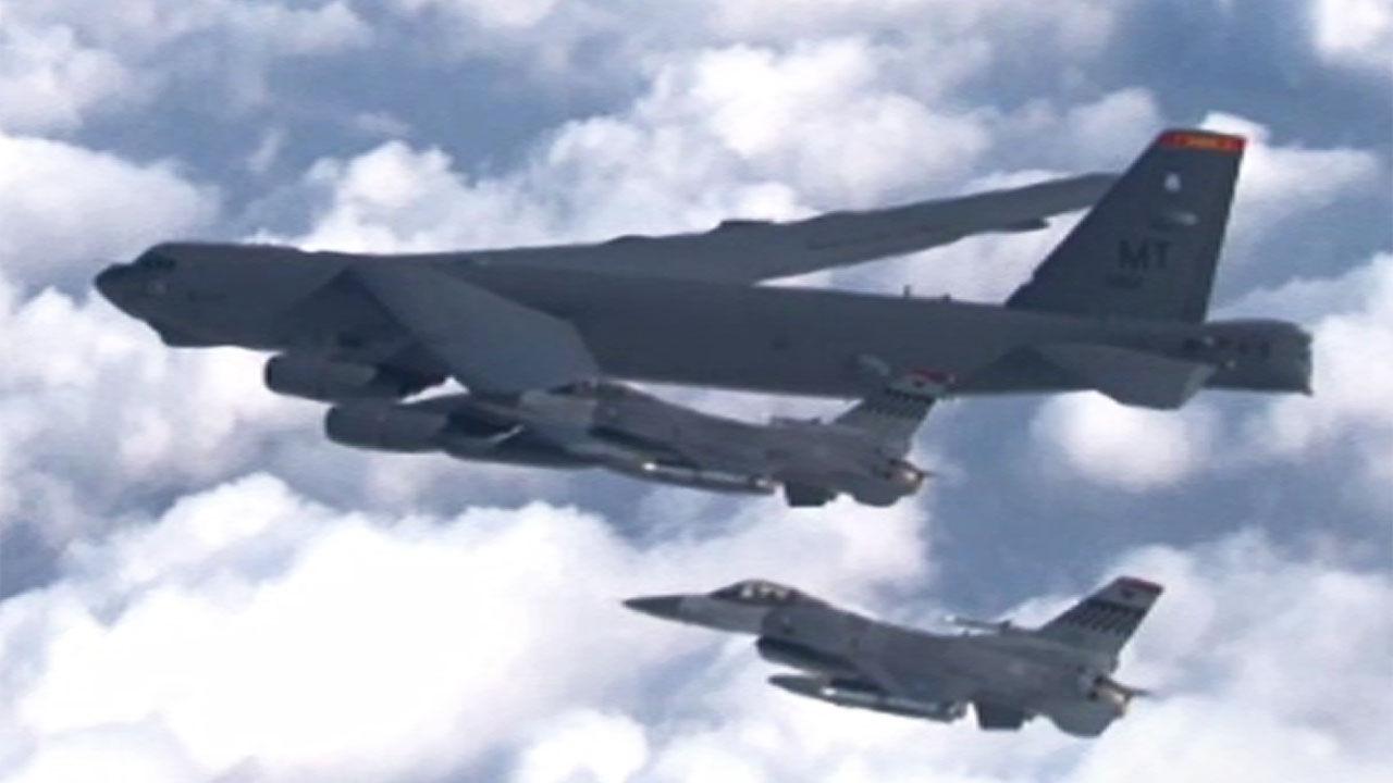 B-52 유례없는 美 본토 출격..'항적 공개' 노림수는?[울트라 토토 다이아몬드 토토]