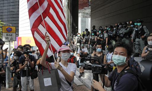 中, '보안법' 시행에 맞춰 무장경찰 홍콩 투입 검토[갤럭시 토토|베트남호텔카지노]