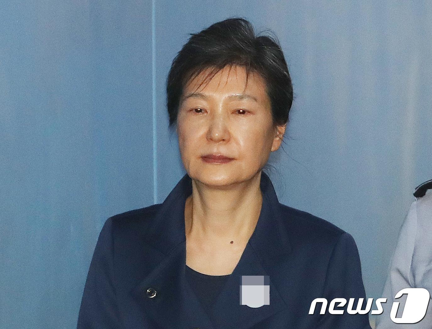 박근혜 '국정농단·특활비' 파기환송심서 징역 20년(2보)[리치 토토|아우디 토토]