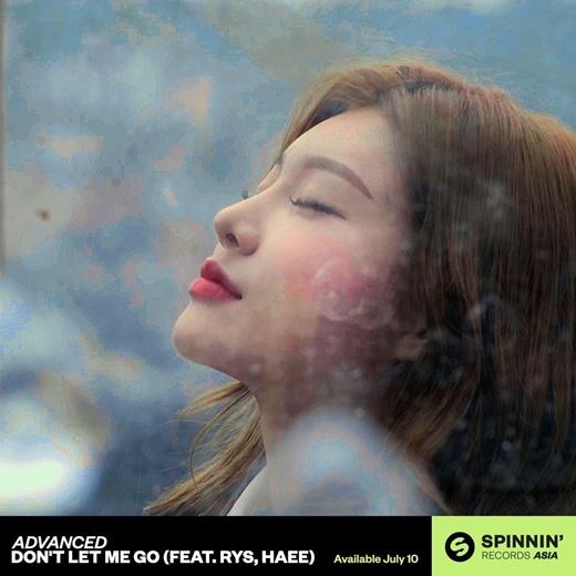 10일(금), 어드밴스드 싱글 앨범 'Don't Let Me Go(feat.RYS, HAEE)' 발매 | 인스티즈