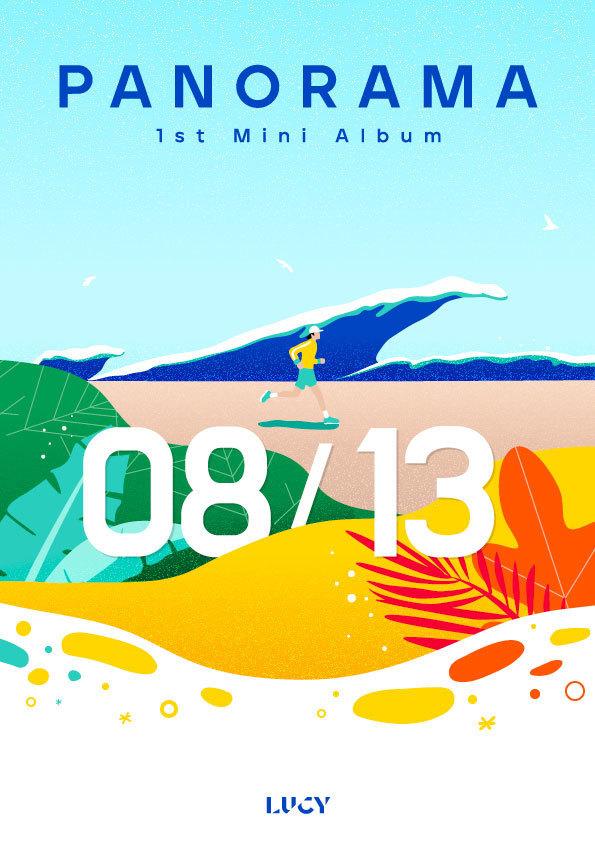 13일(목), 루시 미니 앨범 1집 'PANORAMA(파노라마)' 발매 | 인스티즈