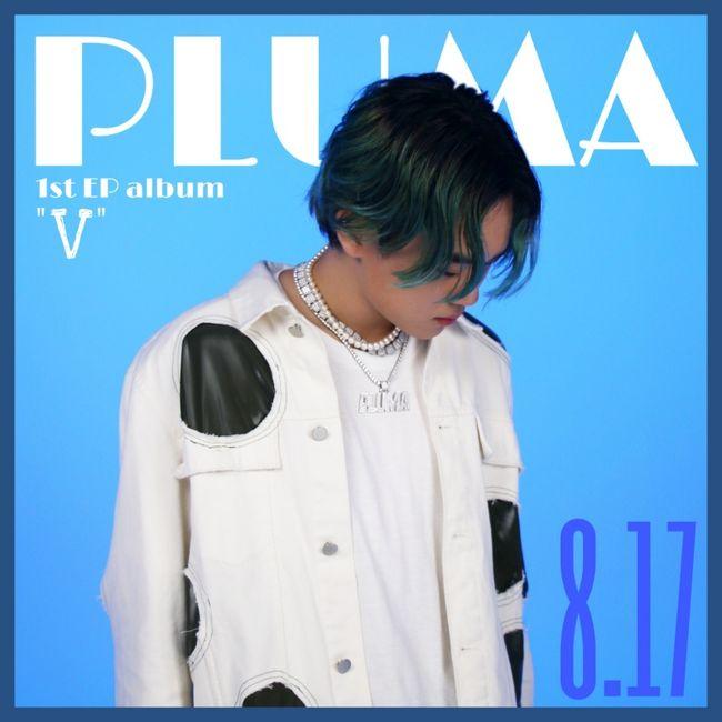 17일(월), 플루마 미니 앨범 1집 'V' 발매   인스티즈