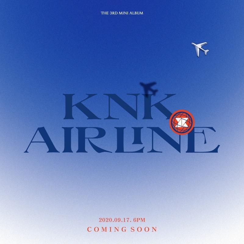 17일(목), 크나큰(KNK) 미니 앨범 3집 'KNK AIRLINE' 발매 | 인스티즈