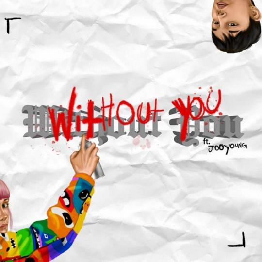 10일(목), 주영+아날리스 아자디안 싱글 앨범 'Without You' 발매 | 인스티즈