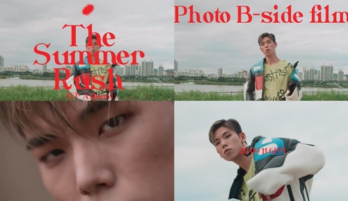 11일(금), 카키 미니 앨범 'THE SUMMER RUSH' 발매 | 인스티즈
